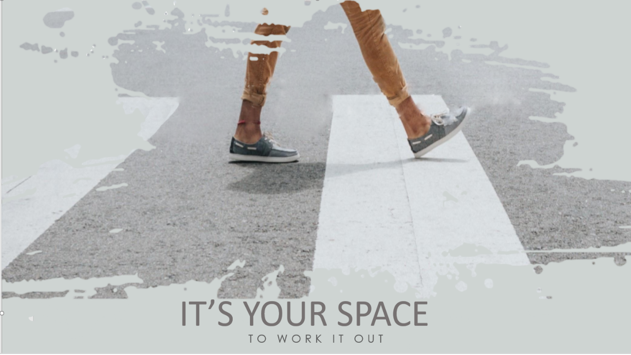 Homepage Crosswalk Your Space